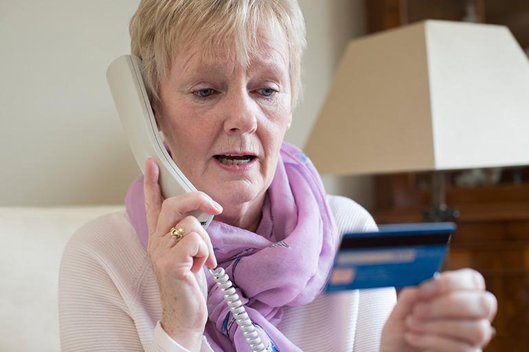 Fraud Prevention for Seniors