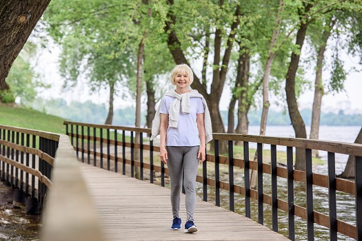 Walking Tips for Older Adults in Surrey, BC