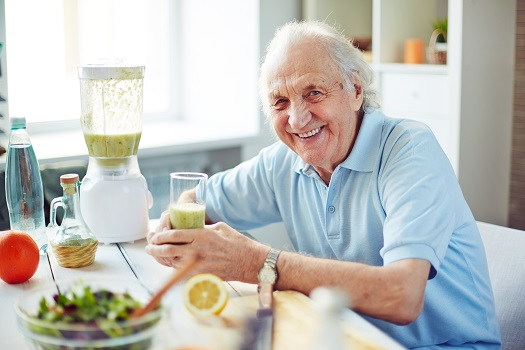 Can My Older Parent Gain Weight in a Healthy Manner in Vancouver, BCc